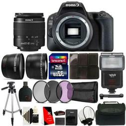 Canon EOS 200D / SL2 24.2MP DSLR Camera + 18-55mm Lens + 32G