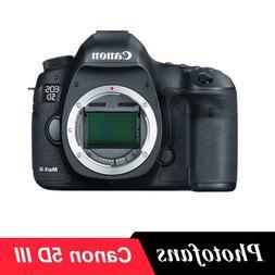 Canon EOS 5D Mark III <font><b>DSLR</b></font> <font><b>Came