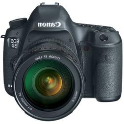 Canon EOS 5D Mark III 22.3 MP Full Frame CMOS with 1080p Ful