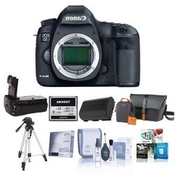 Canon EOS-5D Mark III Digital SLR Camera Body,USA - Bundle w