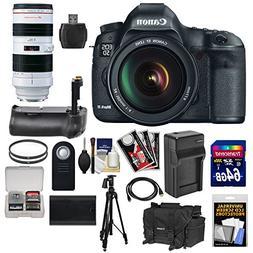 Canon EOS 5D Mark III Digital SLR Camera with EF 24-105mm L