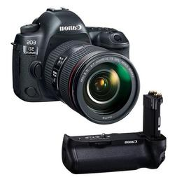 Canon EOS 5D Mark IV with EF 24-105mm f/4L IS II USM Lens -