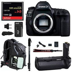 Canon EOS 5D Mark IV Full Frame Digital SLR Camera Body DSLR