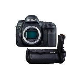 Canon EOS 5D Mark IV DSLR Body - With Canon BG-E20 Battery G