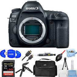 Canon EOS 5D Mark IV DSLR Camera  STARTER BUNDLE BRAND NEW