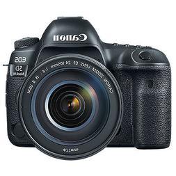 Canon EOS 5D Mark IV Full Frame Digital SLR Camera with EF 2
