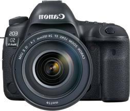 Canon EOS 5D Mark IV  Kit with EF 24-105mm f4L II Lens Digit