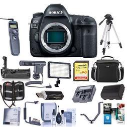 Canon EOS 5D Mark IV Digital SLR Camera Body USA Warranty -