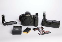 Canon EOS 5DS R 50.6MP Digital SLR Camera - Black