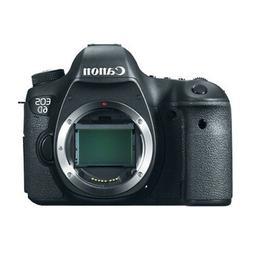 Canon EOS 6D Digital SLR Camera Body / Canon EOS 6D Body Wit