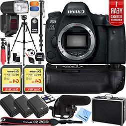 Canon EOS 6D Mark II 26.2MP Full-Frame Digital SLR Camera  P