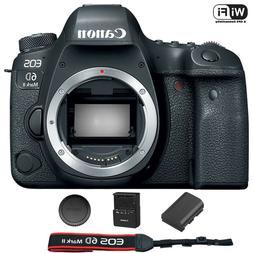 Canon EOS 6D Mark II Digital SLR Camera Body 26.2 MP Full-Fr