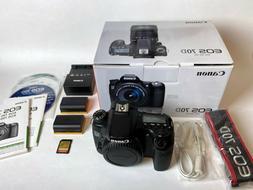 Canon EOS 70D 20.2MP DSLR Camera Body, Box, Accessories & Ex