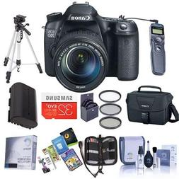 Canon EOS 70D DSLR Camera with EF-S 18-135mm F3.5-5.6 IS STM