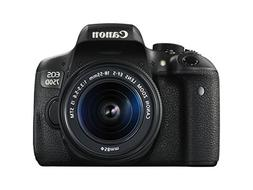 Canon EOS 750D Digital SLR Camera with 18-55mm IS STM - Inte