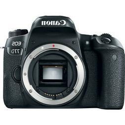 Canon EOS 77D 24.2MP HD DSLR Camera  #1892C001