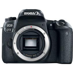 Canon EOS 77D Digital SLR Camera  NEW!