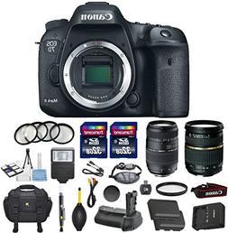 Canon EOS 7D Mark II 20.2MP CMOS Digital SLR DSLR Camera Bun