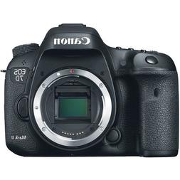 Canon EOS 7D Mark II Digital SLR Camera  International Versi