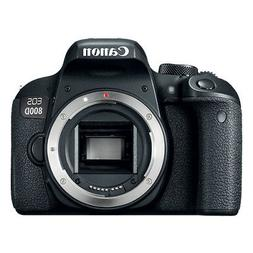 Canon EOS 800D 24.2MP Digital SLR Camera Body