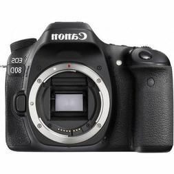 Canon EOS 80D Digital SLR Camera -  1263C004