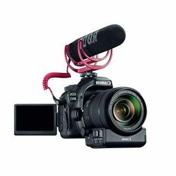 Canon EOS 80D DSLR Camera with 18-135mm Lens Video Creator K