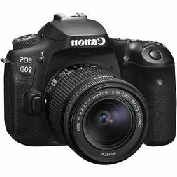 Canon EOS 90D 32.5 MP DSLR Camera with 18-55mm IS STM Lens 3