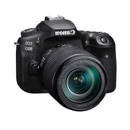 Canon EOS 90D DSLR Camera with EF-S 18-135mm f/3.5-5.6 IS US