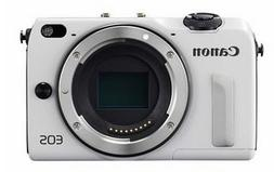 Canon EOS M2 18.0 MP Digital Camera  Body Only