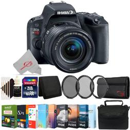 Canon EOS Rebel SL2 24.2MP DSLR Camera with 18-55mm Lens Acc