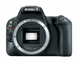 Canon EOS Rebel SL2 Digital SLR Camera Body WiFi Enabled  (N