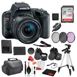 Canon EOS REBEL SL2 DSLR Camera with 18-55mm IS STM Lens