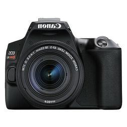 Canon EOS Rebel SL3 24.2MP 4K Digital SLR Camera with 18-55m