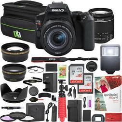 Canon EOS Rebel SL3 DSLR Camera EF-S 18-55mm f3.5-5.6 IS STM