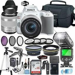 Canon EOS Rebel SL3  DSLR Camera 18-55mm STM Lens+ Accessory