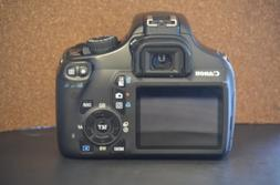 Canon EOS Rebel T3 12.2 MP CMOS Digital SLR Camera and DIGIC