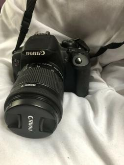 Canon EOS Rebel T5i DSLR Camera 700d 18-55mm Is STM - Ultima