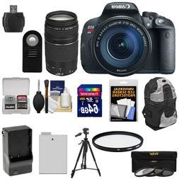 Canon EOS Rebel T5i Digital SLR Camera & EF-S 18-135mm IS ST