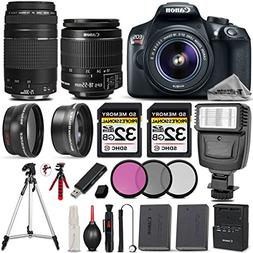 Canon EOS Rebel T6 DSLR Camera + Canon EF-S 18-55mm f/3.5-5.