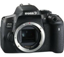 Canon EOS 750D / Rebel T6i DSLR Camera