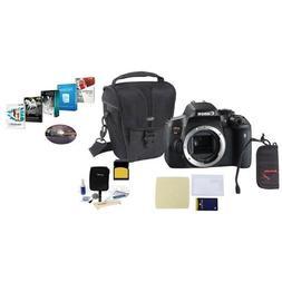 Canon EOS Rebel T6i DSLR Camera Body Bundle. USA. Value Kit