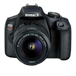 Canon EOS Rebel T7 24.1 MP Digital SLR Camera - Black