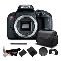 Canon EOS Rebel T7i Digital SLR Camera  Bundle