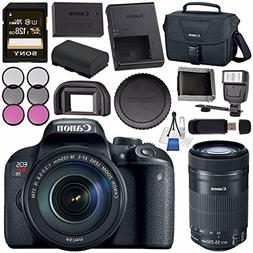 Canon EOS Rebel T7i DSLR Camera with 18-135mm Lens 1894C003