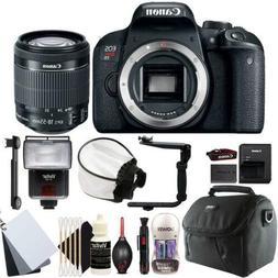 Canon EOS Rebel T7i DSLR Camera with 18-55mm EF-S IS STM Len