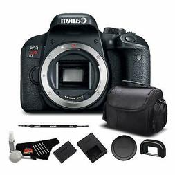 Canon EOS Rebel T7i DSLR Camera 1894C001 - Starter Bundle