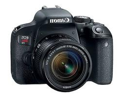 Canon EOS Rebel T7i DSLR Camera kit w/ EF-S 18-55mm STM Lens