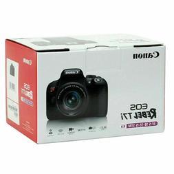 Canon EOS Rebel T7i DSLR Camera with EF-S 18-55mm IS STM Len