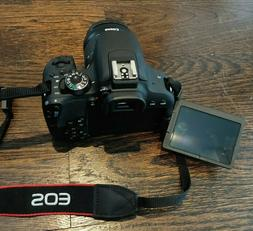 Canon EOS Rebel T7i EF-S 18-135mm f/3.5-5.6 IS STM Lens Kit
