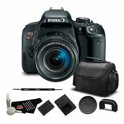 Canon EOS Rebel T7i Digital SLR Camera with EF-S 18-55mm IS